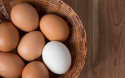 What Exactly Is the Difference Between Brown and White Eggs?