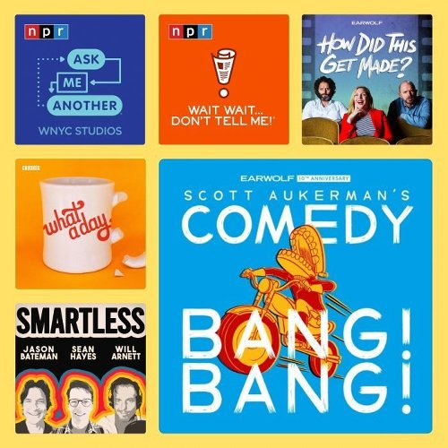 25 Best Comedy Podcasts That Will Have You Belly Laughing
