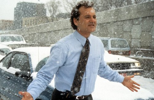 """Why Bill Murray Hated the Movie """"Groundhog Day"""""""