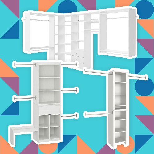 8 Best Closet Systems to Organize Your Space 2021