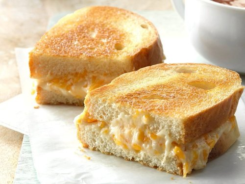 You Should Make Your Grilled Cheese with Mayo—Not Butter