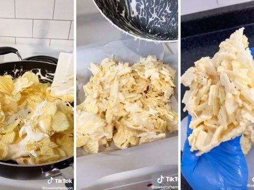 People Are Making Potato Chip Marshmallow Squares—and They're Perfectly Sweet and Salty