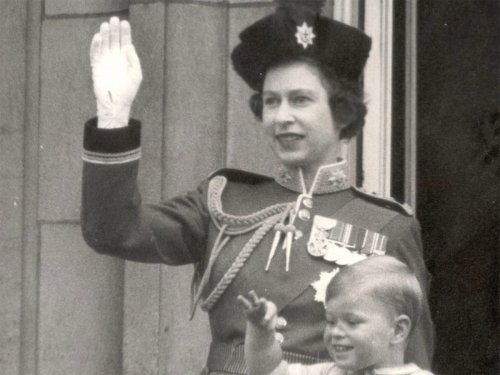 Trooping the Colour: Incredible Vintage Photos of the Queen's Annual Parade