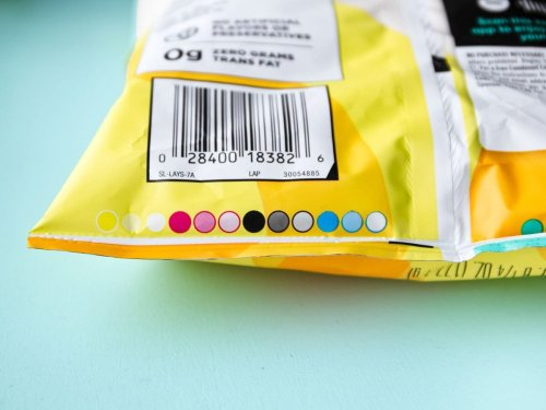 Here's What Those Coloured Circles on Food Packages Actually Mean
