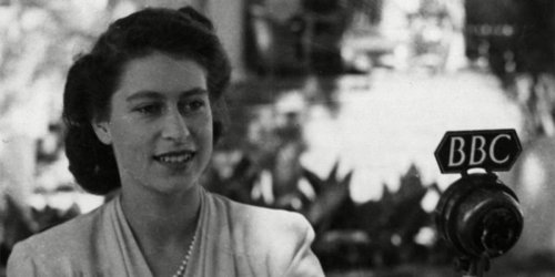 Vintage Photos of Queen Elizabeth II Before She Became Queen
