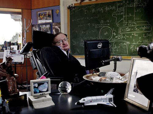 What Stephen Hawking Taught Me About Life