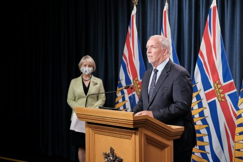 British Columbia's Vaccine Card Rollout Abandons Workers