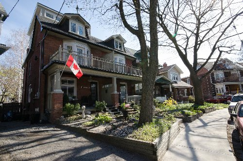 Skyrocketing Canadian House Prices Further Entrench Wealth