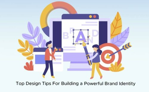 8 Web Design Tips to Build a Powerful Brand Identity