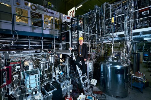 Scientists Find a Way to Trap Antimatter