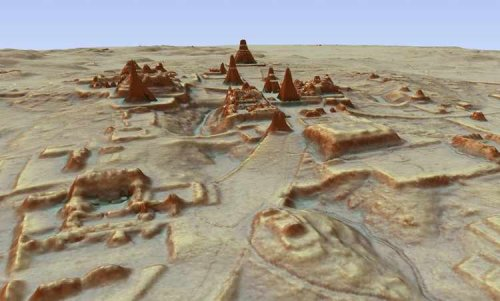 Possible 'Embassy' in Maya City Reveals Birth of Empire