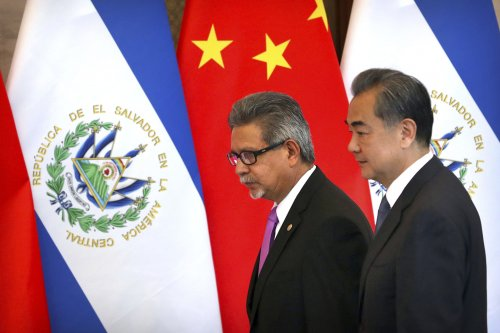 To Solve Border Crisis, Counter China in Northern Triangle