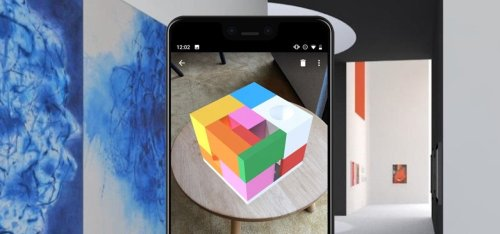Google Arts & Culture Offers 'Pocket Gallery' Augmented Reality Museum Featuring Picasso, Van Gogh, & More