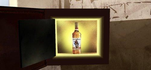 Hulu, Coinbase, Ray-Ban & Captain Morgan Unlock Advertising Gold with Interactive AR Ads
