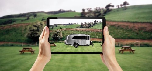 Airstream Lets You Take a Road Trip in Its Latest Trailer via Augmented Reality