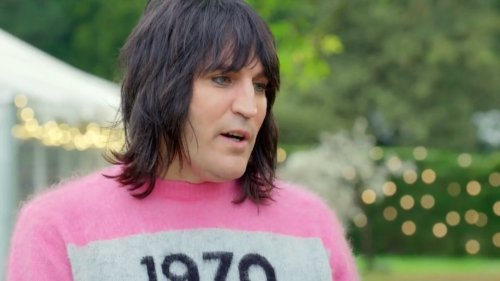 Does Noel Fielding have Covid and what happened to him on Bake Off?