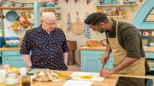 Who is Chigs Parmar from The Great British Bake Off 2021?