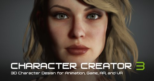 Character Creator - Fast Create Realistic and Stylized Characters