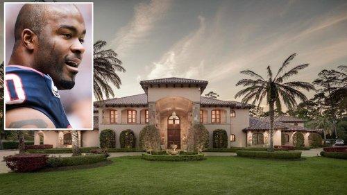 Former NFL Star Mario Williams Selling $8.5M Houston Mansion