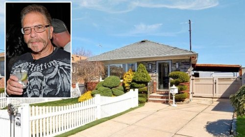 Ronnie 'the Limo Driver' Mund from 'The Howard Stern Show' Lists Queens Home for $916K