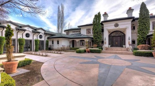 Utah Home of '7 Habits of Highly Effective People' Author Stephen Covey Is Listed for $6.9M