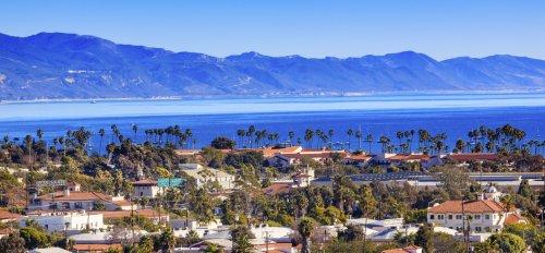Santa Barbara County cover image