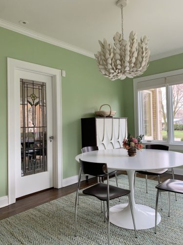 Here's a Paint Makeover Plan for Your New Home