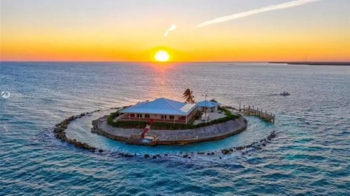 Sunny Delight: This $11.7M Private Island in Florida Keys Is Pure Heaven