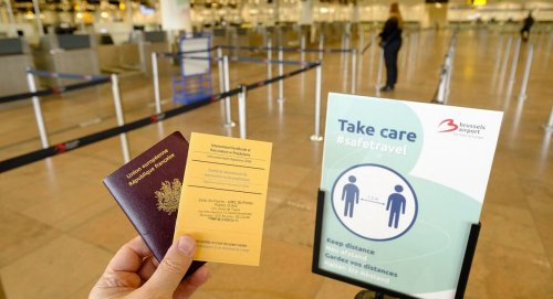 Get Ready To Show Your Vaccine Passport Everywhere