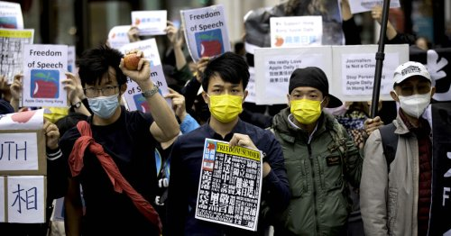 Hong Kong's Free Press Is Dying