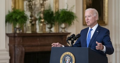 Biden's Plan To Crack Down on Tax Cheating: Snooping on Everyone's Bank Accounts