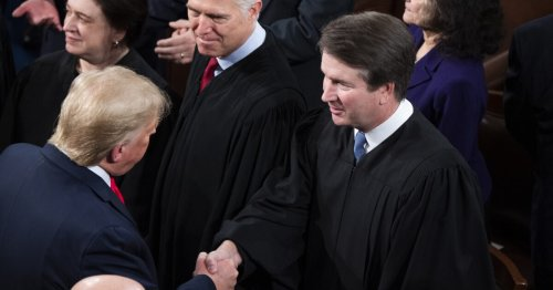Gorsuch and Kavanaugh Butt Heads in Major Immigration Case