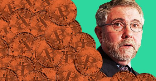 Paul Krugman's 10-Year History of Being Wrong About Bitcoin