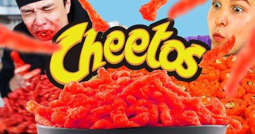 How Flamin' Hot Cheetos Became a Cultural Sensation