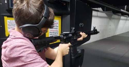 Building Your Own Rifle Is the Perfect Family Project