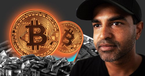 How Bitcoin Could Replace the U.S. Dollar