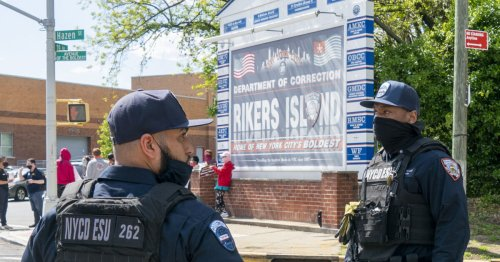 Rikers Island Offers a Glimpse of America's Hellhole Prisons