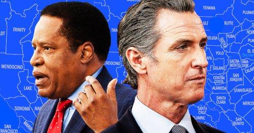 California's Recall Is a Revolt Against Gov. Gavin Newsom's Progressive Agenda