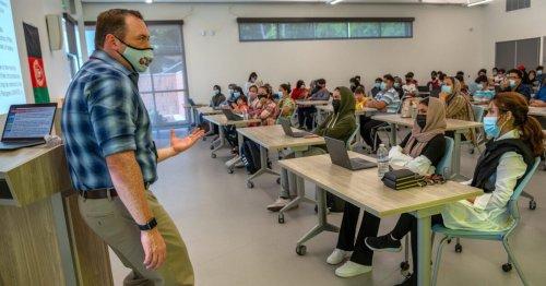 Pandemic Disagreements Fuel Exodus From Public Schools