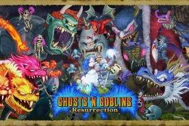 Ghosts 'n Goblins Resurrection für PS4, Xbox One und PC angekündigt