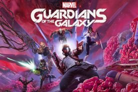 Hier sind 8 Minuten aus Marvel's Guardians of the Galaxy