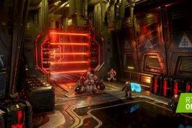 Nvidia kündigt Doom Eternal RTX an