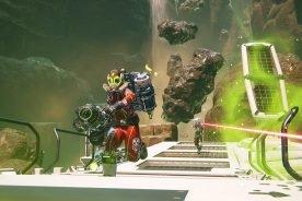 Lemnis Gate: Seht euch hier die neuesten Spielszenen aus dem rundenbasierten Ego-Shooter an