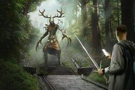 Holt euch jetzt das AR-Spiel The Witcher: Monster Slayer