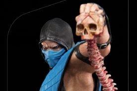 Mortal Kombat: Iron Studios hat eine ziemlich coole Statue von Sub-Zero vorgestellt