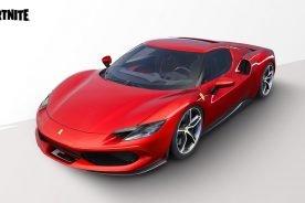 Der Ferrari 296 GTB ist jetzt in Fortnite verfügbar