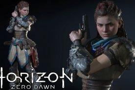 Resident Evil 3 kann man jetzt auch als Aloy aus Horizon Zero Dawn spielen