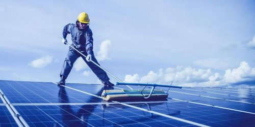 Solar Panels on Half the World's Roofs Could Supply 100% of Electricity Demand, Study Finds