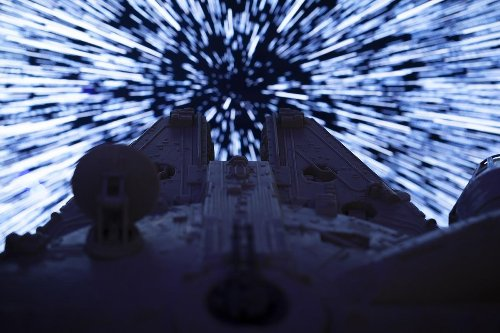 Is a warp drive possible?