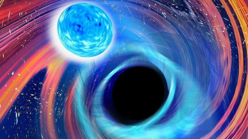 Black holes caught eating neutron stars for first time
